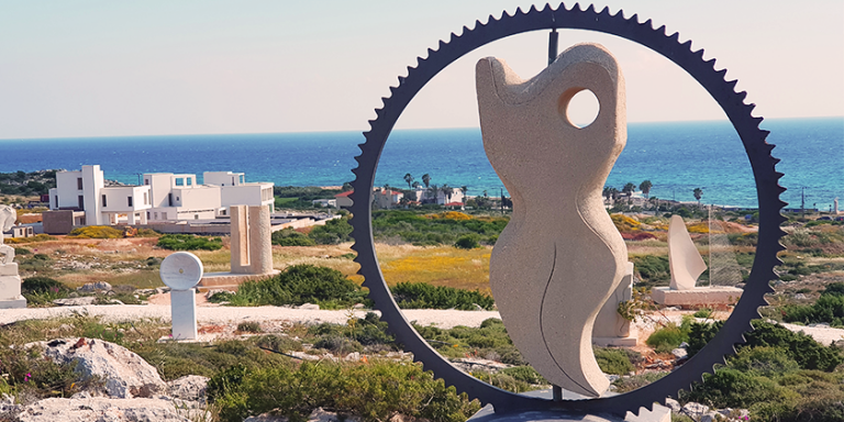The Sculpture Park in Cyprus - Ayia Napa Municipality Sculpture Synopsium