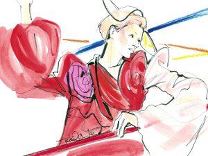 Loretta-Tedeschi-Cuoco--Drawing Cabaret Couture