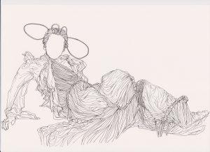 Natalie-Thomas-Johannes-Drawing Cabaret Couture