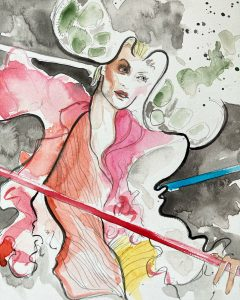 SUNANDA-DOCHERTY-Drawing Cabaret Couture